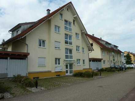 Gepflegte 3-Zimmer-Wohnung mit Balkon in Oberkirch
