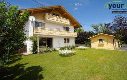 Top gepflegtes Zweifamilienhaus in Dietmannsried