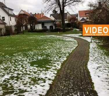 Bauplatz in Krumbachs bester Zentrumslage.