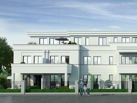 Idyllischer Wohntraum! Moderne 4-Zimmer Wohnung mit riesiger Dachterrasse, Ankleide und Bad en suite