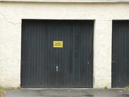 Abgeschlossene Einzel-GARAGE in Hechingen
