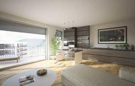 4-Raum-Wohnung mit traumhaften Ausblick