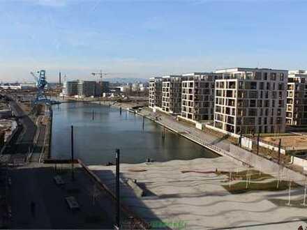 Neubau mit Mainblick-hochwertige 2-Z-Wohnung mit Sonnenbalkon