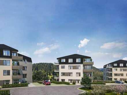 Elegantes Wohlfühlwohnen in großzügiger 4-Zimmer Wohnung mit Balkon und 2 Bädern