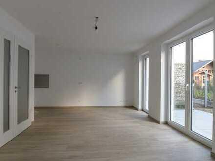 -ERSTBEZUG- Helle Appartementwohnung mit Südgarten
