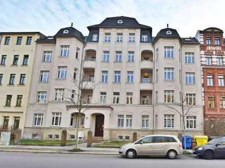 Kuscheliges Familiennest mit EBK und ganz viel Platz in der Chemnitzer Innenstadt!