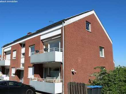 schöne helle Wohnung mit Balkon in beliebter Lage