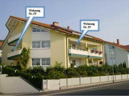 Attraktive 4-Zimmer-Wohnung mit Balkon zu vermieten
