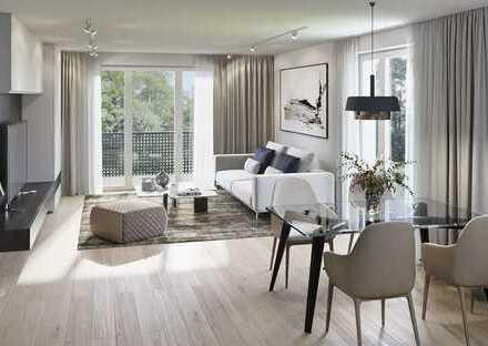 Familienfreundliche, helle 3-Zi.-Wohnung mit herrlichem Balkon