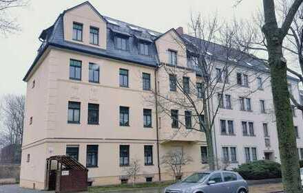 1,5-Raum-Wohnung im 2. Obergeschoss, Balkon, nebenan August-Horch-Museum