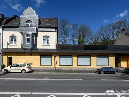 Wohn- und Geschäftshaus  mit Aufstockungsmöglichkeit  - Hagen-Dahl -