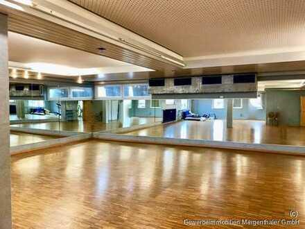 Fitness-Studio in attraktiver Gewerbeeinheit