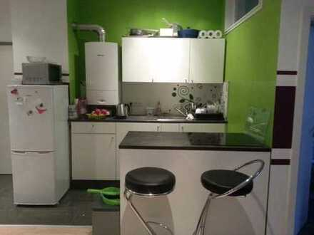 1,5-Zimmer-EG-Wohnung mit Terrasse in Karlsruhe