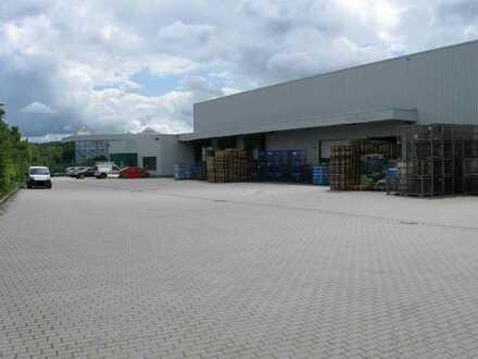 Gewerbeobjekt direkt an der Autobahn A9 gelegen *PROVISIONSFREI* zu verkaufen
