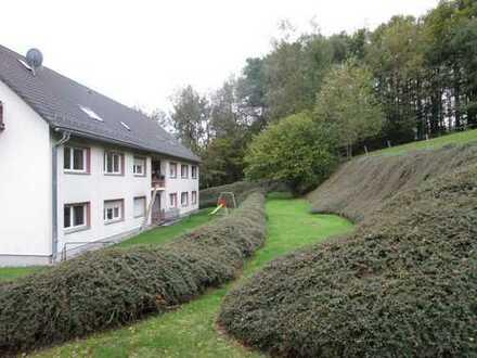 Idyllisches Wohnen am Waldrand - 3 ZI im sehr gemütlichen DG in Gummersbach-Lobscheid