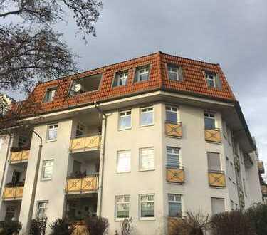 Sonnige 2-Zi.-Wohnung in ruhiger Wohnanlage in Großzschocher!