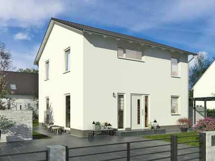 NEUBAU - Hochwertiges freistehendes Stadthaus im KfW 55 Standard in Planung