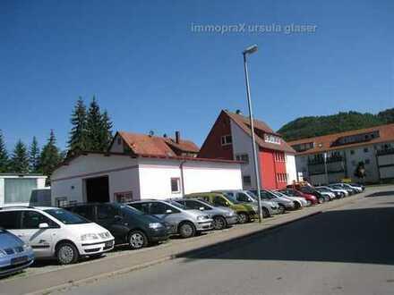 Werkstatt und Pension auf 1.141 m² Grundstück