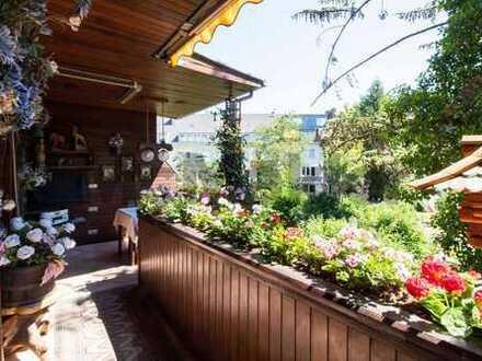 Jetzt investieren später einziehen: 2-Zi.-Wohnung mit TG in Düsseldorfer Bestlage