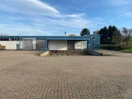 Lagerhalle mit Büroräumen in Sarstedt