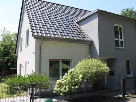 Exklusive Doppelhaushälfte am Blauen See in Hannover