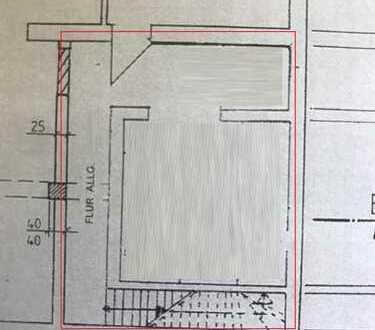 Lager Lagerfläche Keller Archiv in Mainz (Nähe Volkspark) - 3 Meter Deckenhöhe