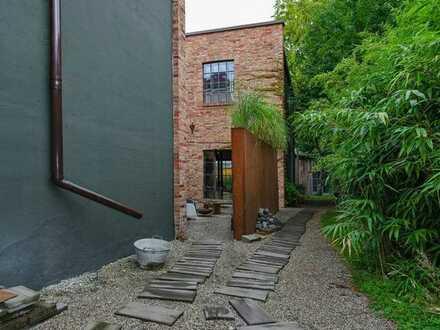LOFT House mit Terrasse, möbliert auf Zeit