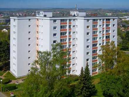 Helle 2 Zimmerwohnung mit Balkon zu vermieten