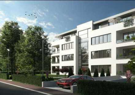 Moderne 2-Zi. Wohnung mit Balkon (Neubau-Erstbezug)