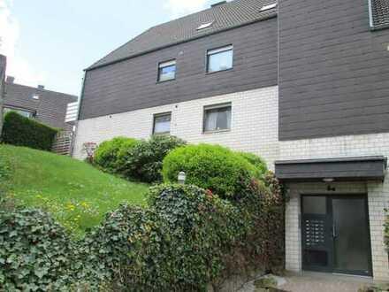 Ruhig gelegene 2,5-Zimmer-Hochparterre-Wohnung mit kleiner Terasse in Hagen-Dahl
