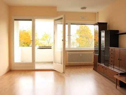 Helle, optimal-geschnittene 3-Zimmer Wohnung in ruhiger Wohnanlage