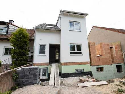 Großzügiges Neubau-Einfamilienhaus - massive Bauweise - ruhige Wohnlage