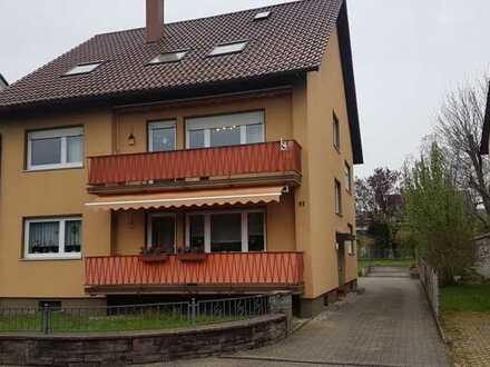 Gepflegte 3,5-Zimmer-Wohnung mit Balkon in Waldbronn