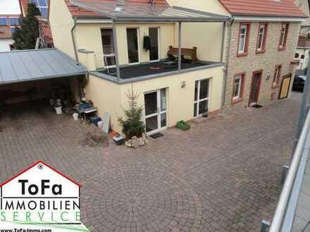 ToFa: tolle Maisonettewohnung im Herzen von Finthen, max. 3 Personen