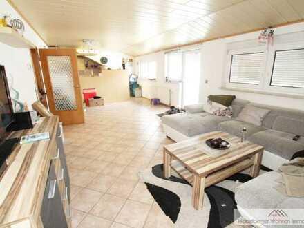 Tolle Dachgeschosswohnung mit Garage, Kellerabteil und Gartenabteil in Philippsburg zu verkaufen