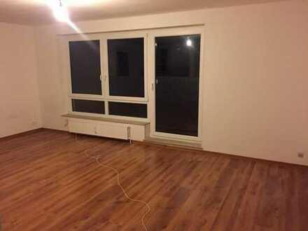 Große, helle und ruhige 1 Zimmer Whg mit Balkon und Badewanne