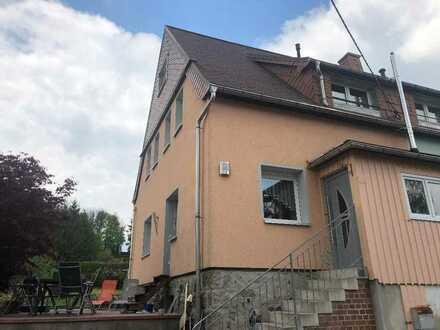 Bezugsfertige Doppelhaushälfte in traumhafter Lage ***Haus mit Grundstück***