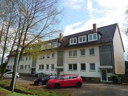 CENTURY21: Frisch renovierte Dachgeschoss Wohnung in Bloherfelde