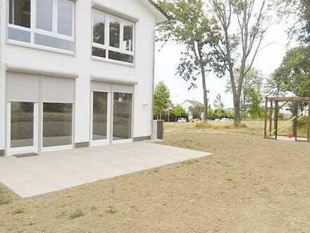 Erstbezug, große 4-Zimmer Wohnung mit Garten