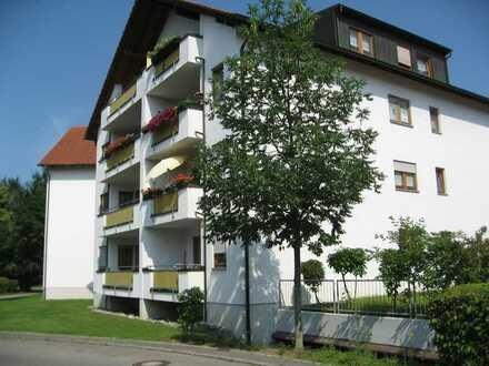 2,5-Zimmer-Wohnung mit Balkon in Eriskirch
