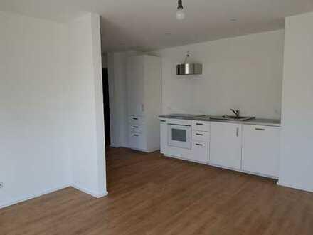 Erstbezug: 2-Zimmer-Wohnung mit Einbauküche und Terrasse in Wendlingen am Neckar