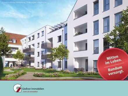 KLOSTERGÄRTEN - Service-Wohnen für Senioren