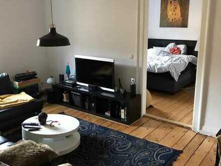 Schöne, komplett sanierte Wohnung im ruhigen Hinterhaus in der Neckarstadt!