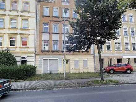 Repräsentatives Wohn-/Geschäftshaus mit Seitenflügel in Zeitz/ Elster