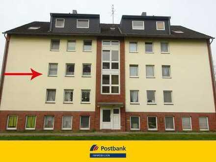 Vermietete Eigentumswohnung im ersten Obergeschoss