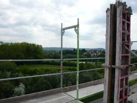Penthouse! *Stadt- und naturnahes Wohnen in Öhringen* - Rohbau wird erstellt!