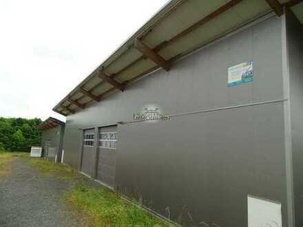 +++ 2 kleine Lager-und Produktionsgebäude in Grimma +++