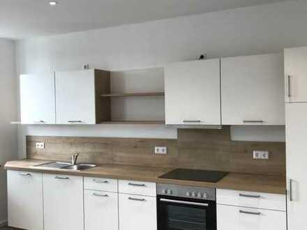 Neuwertige 1,5-Zimmer-Wohnung mit EBK in Zwickau