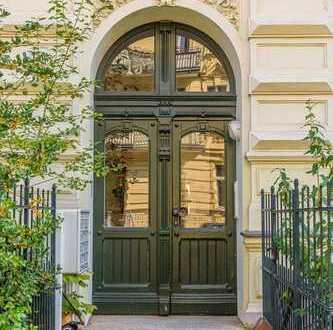 Westbalkon, 4 Zimmer und Gäste-WC: Etagenwohnung nur unweit vom Schloss Sanssouci