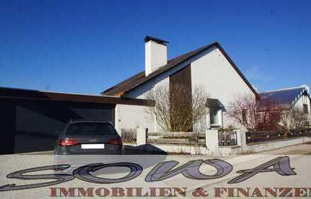 In Audi Nähe - Großzügiges Einfamilienhaus mit Garten in TOP Wohnlage - Ein Objekt von Ihrem Immo...